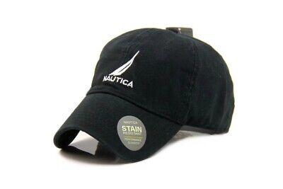 Hot Nautica Hat Unisex Sport Baseball Cap Tennis Driving Red Leisure Adjustable