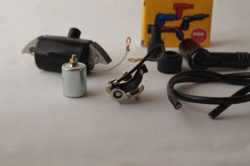 Kreidler Florett K54 Zündung Reperatur Set Unterbrecher Zündspule Kondensator
