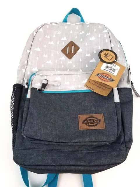 708c2ca59c Laptop Backpack Dickies Study Hall School Work Business Polyester NWT  Multicolor