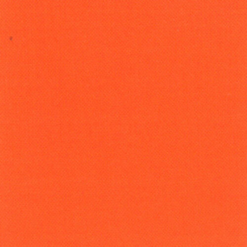 Moda Bella Solids Orange Cotton Quilt Fabric