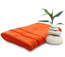 Story@Home Premium Superior Trendy 450 GSM Womens Bath Towel - Orange