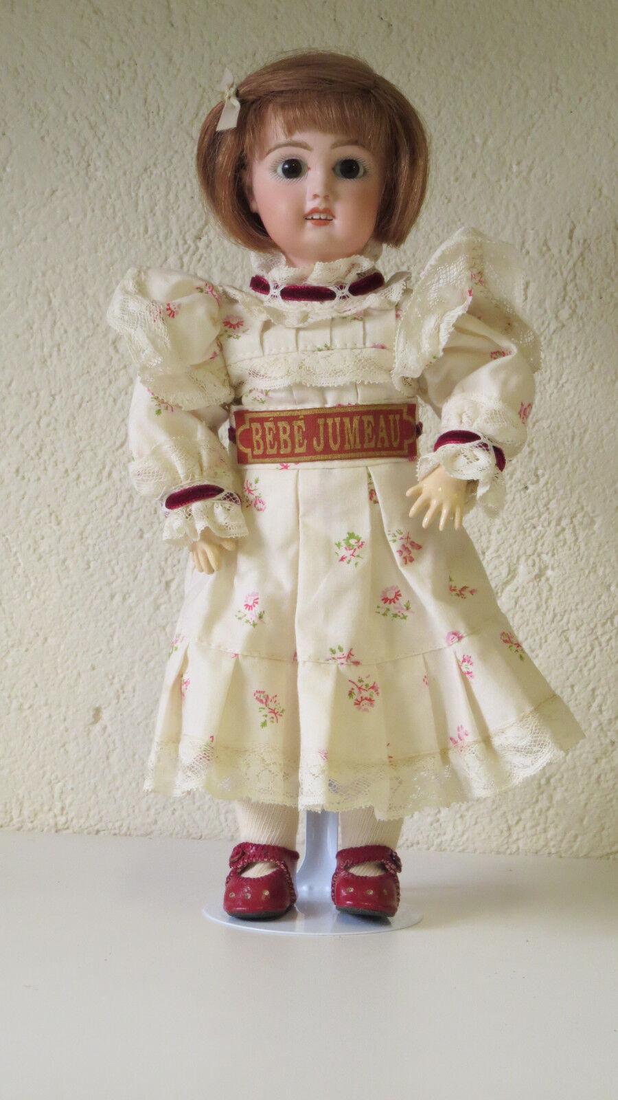 bluette 27 cm  Premiére   Jumeau   Ref  JA   Antic bambola reproduction  Prezzo al piano