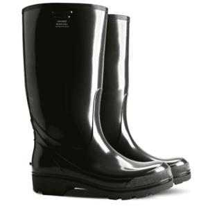 Demar GRANDER BLACK OB SRA Wellington Boots Waterproof Wellies Hunting Fishing
