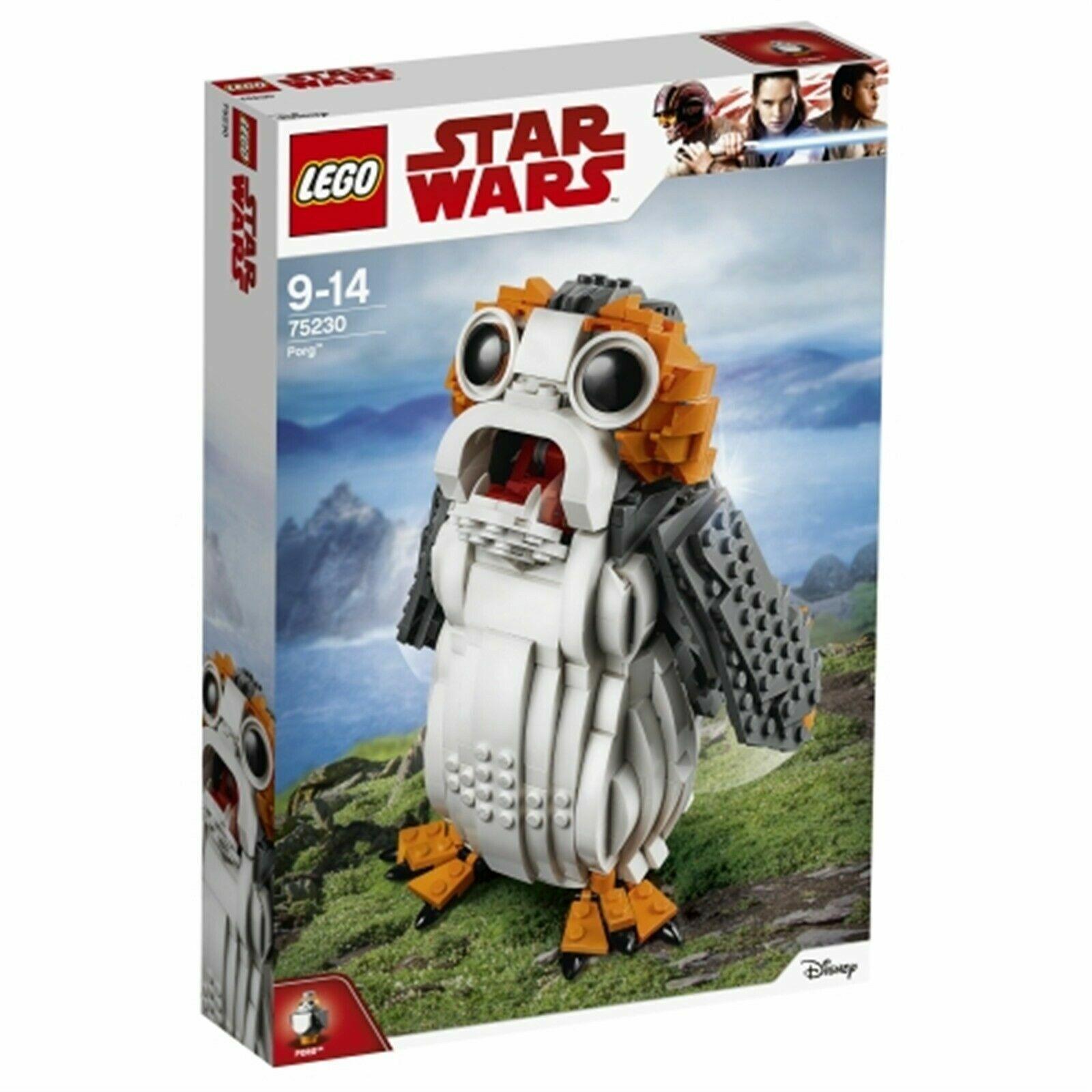 Porg LEGO Brand New LEGO-75230