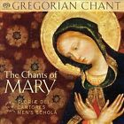 The Chants of Mary Super Audio Hybrid CD (CD, Oct-2012, Gloriae Dei Cantores)