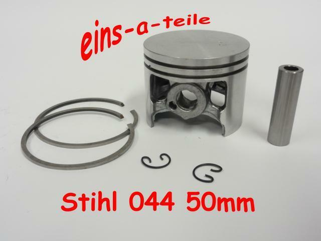 Kolben passend für Stihl 044 50mm 10mm Bolzen NEU Top Qualität