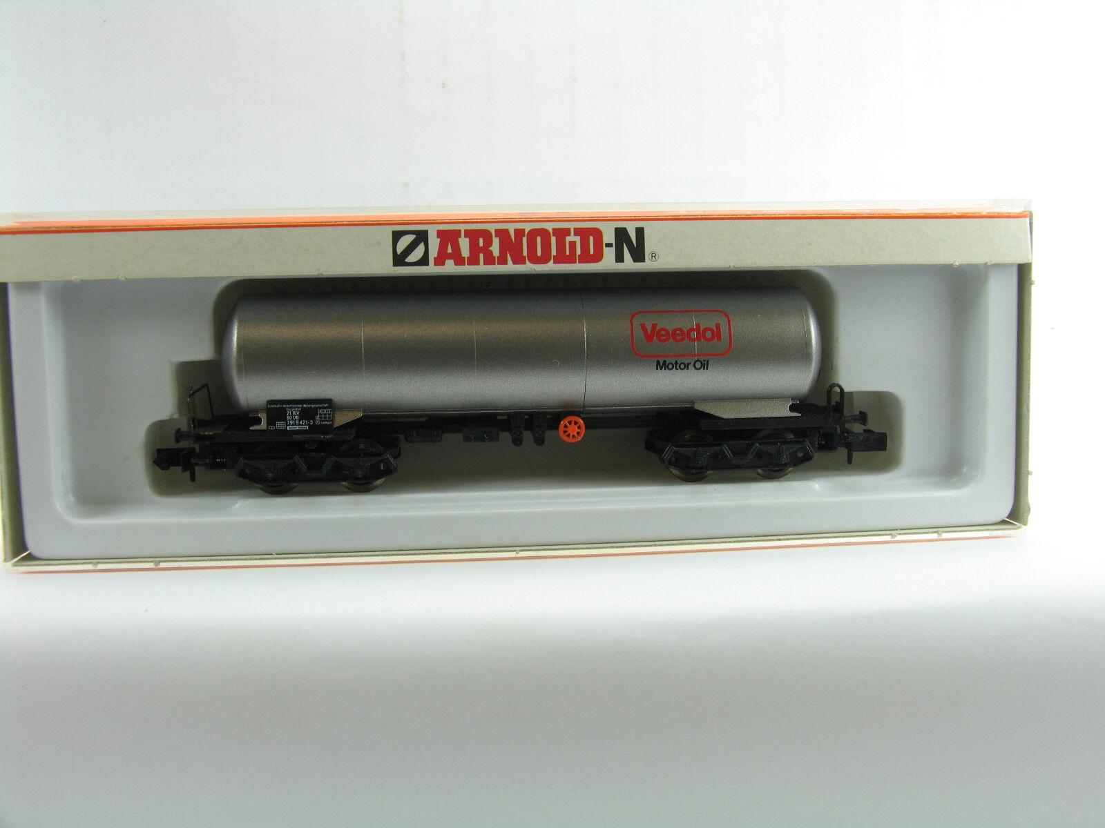 Arnold N 4370-39  Kesselwagen VEEDOL Motor-Oil DB OVP A92