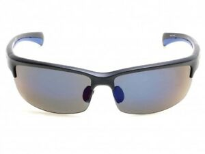 17f38211ec821 NWT TIMBERLAND Sunglasses TB 9103 02D Polarized Matte Black   Mirror ...