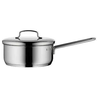 WMF Stielkasserolle Ø 16 cm ca. 1,2l Mini stapelbar Schüttrand Cromargan®