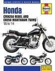 Honda Cmx Rebel & Cb350 Nighthawk Twins Motorcycle Repair Manual 1985-2014 by Anon (Paperback, 2016)