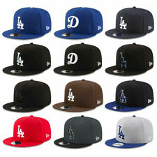 New Era Team Jake Bobble M/ütze LA Dodgers Schwarz Wei/ß