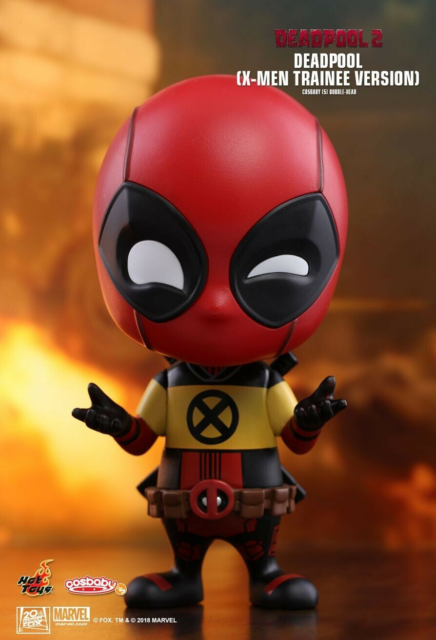 Hot Toys Deadpool 2 - Deadpool (X-Men Trainee Version) COSB508