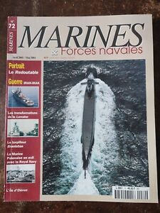 Marines & Forces Naval No 72 2001 The Formidable