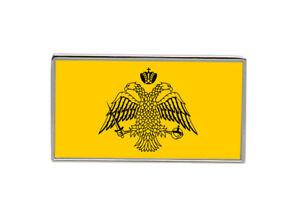 Mount-Athos-Grec-Orthodoxe-Eglise-Revers-Drapeau-Broche-Badge