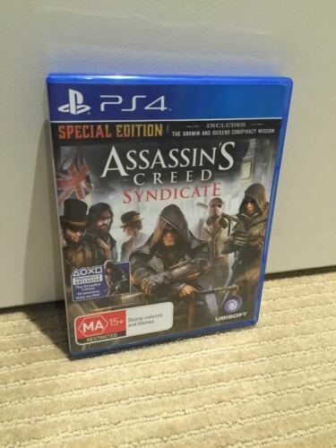 1 of 1 - Assassin's Creed: Syndicate - (PS4) BRAND NEW CONDITION