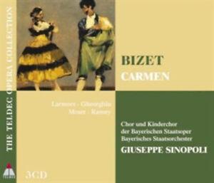 Georges Bizet : Bizet: Carmen CD (2012) ***NEW***