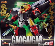 Soul of Chogokin Gao Gai Gar GX-68 GaoGaiGar Action Figure Bandai IN STOCK USA