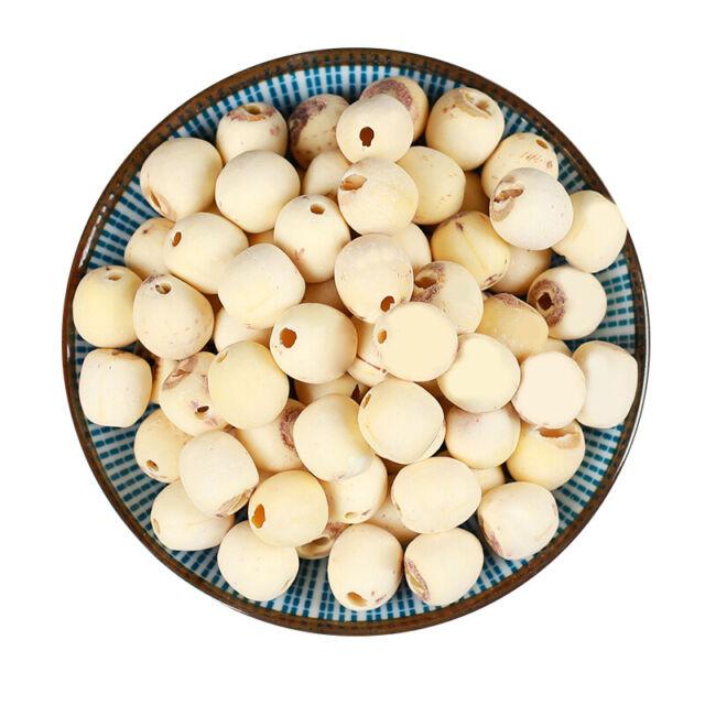 White Lotus Loto Biologico Bianco Superiore Semi Di Loto Medicina Di Erbe Cinese