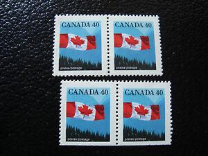 Kanada-Briefmarke-Yvert-Und-Tellier-N-1168-x4-N-A3-Briefmarke