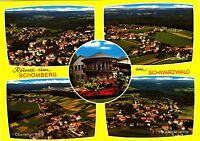 Schömberg im Schwarzwald , Ansichtskarte, 1978 gelaufen
