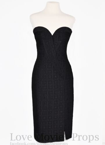 Gwyneth Paltrow Little Black Dress Screen Worn In Mortdecai Movie Costume by Ebay Seller