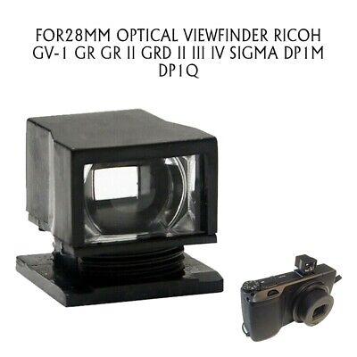 For 28mm Optical Viewfinder Ricoh GR GR II GRD II III IV GV-1 Sigma DP1m  DP1q   eBay