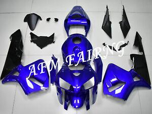 Details About Blue Black Abs Injection Mold Bodywork Fairing Kit For Honda Cbr600rr 2005 2006