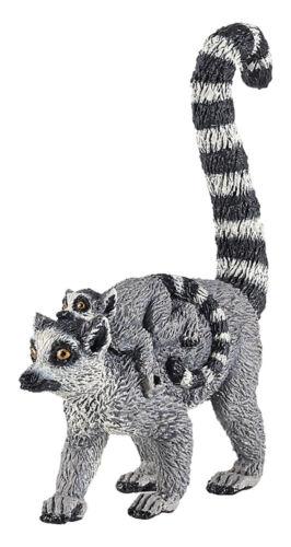 NEW PAPO 50173 Lemur And Baby