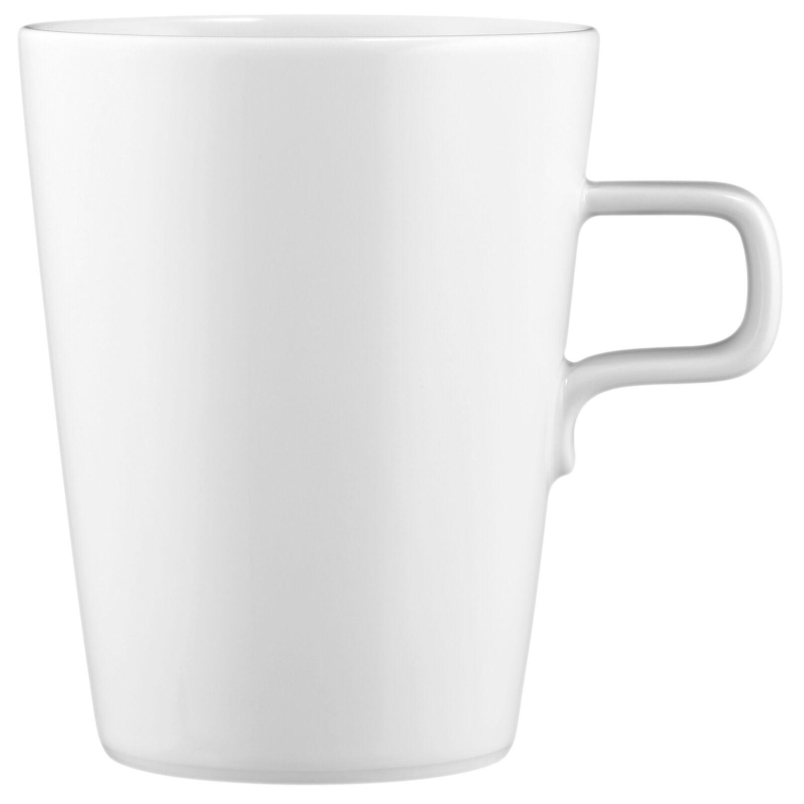 Seltmann Weiden No Limits Blanc 003 Tasse Avec Henkel 0,45 L 6 pièces