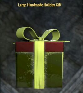 Fallout 76 Ps4 10 000 Large Holiday Handmade Gifts Ebay