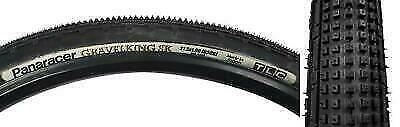 Panaracer Gravel King Sk Tubeless Folding Tire Black Wall 27.5 X 1.9 Bike