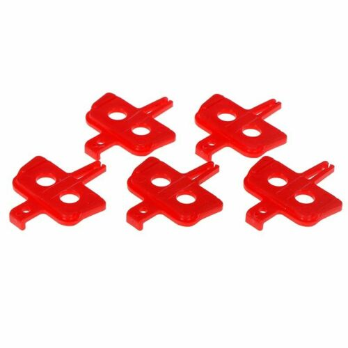 5 Pieces Lot Hydraulic Disc Brake Pads Spacer Instert Bicycle Spacer Disc Brakes
