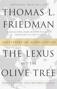 The Lexus And The Olive Tree Pdf
