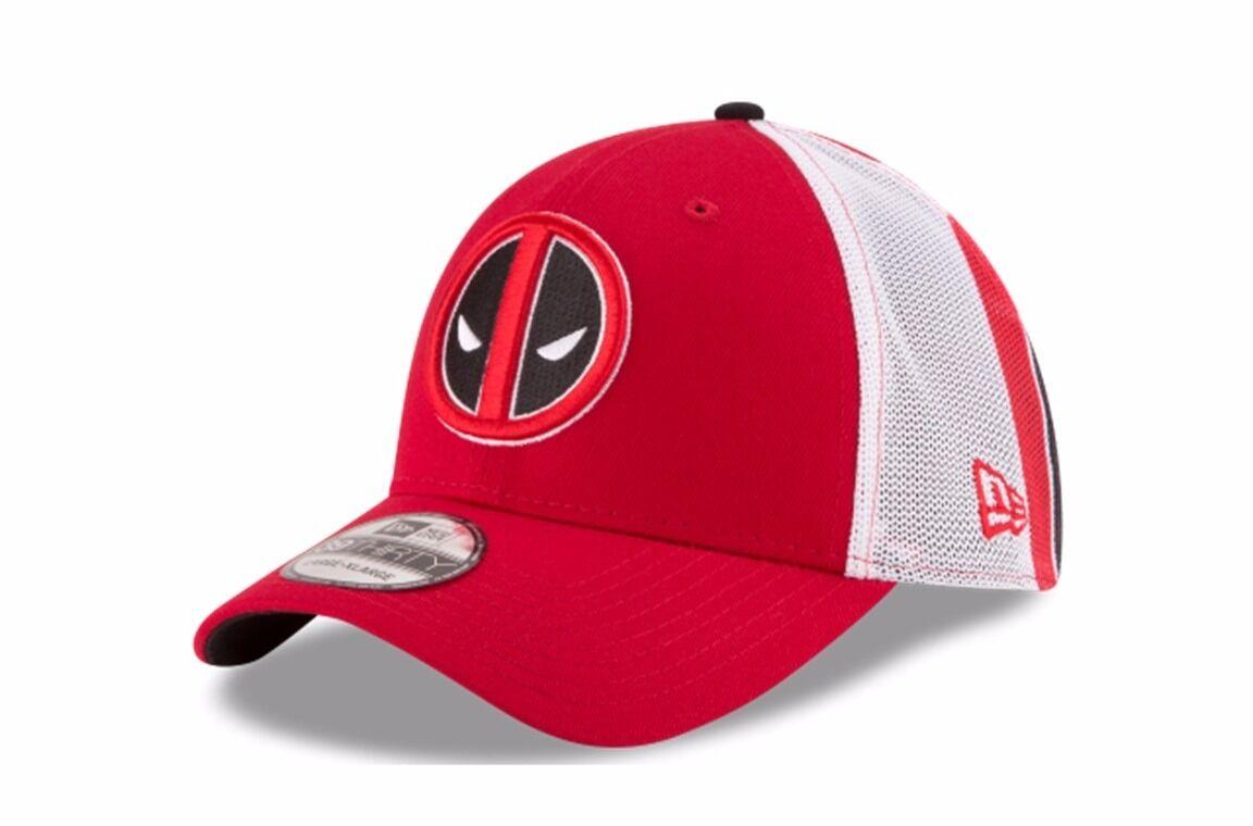 Deadpool Logo New Wrapped Marvel Comics 3930 New Logo Era Hat d35f82