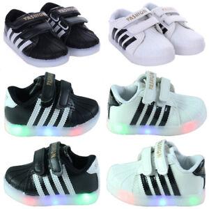 Boys Girls Kids Trainers Shoes Sneaker