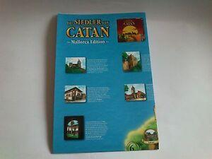 SIEDLER-von-CATAN-MALLORCA-SZENARIO-Insel-SPIELPLAN-Edition-Raritaet-NEU