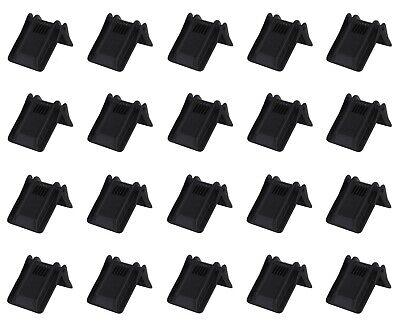 20x Kantenschutz Ladungssicherung Kantenschoner LKW Kantenschützer Spanngurte
