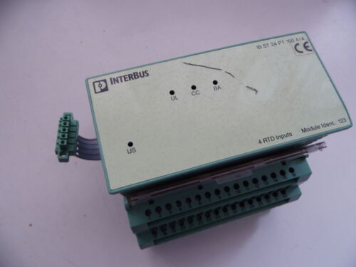 Phoenix Contact IB ST 24 PT 100 4/4