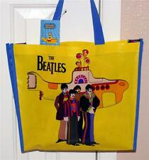 THE BEATLES 1960's Pop Rock Band Yellow Submarine SHOPPING TOTE GIFT BAG M New