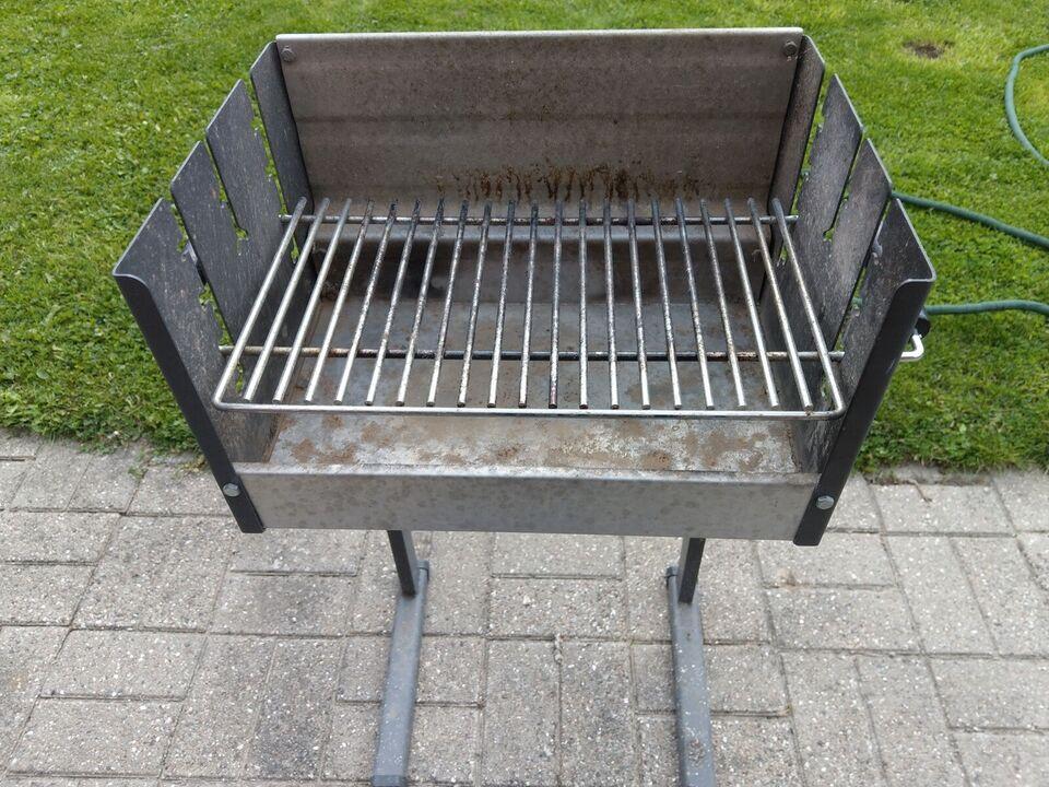 Anden grill, Dancook