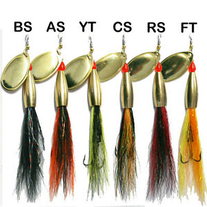 Bucktail Flying C Lures