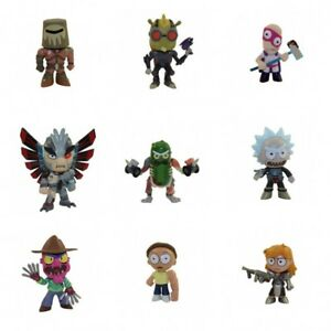 Funko Mystery Minis Rick /& Morty 2 PICKLE RICK 1//24 New