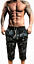 Indexbild 19 - Camouflage Badeshorts Badehose Shorts Herren Männer Bermuda Shorts Sport Men 76