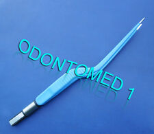 Bipolar Bayonet Forceps 7 Electrosurgical Instruments El 011