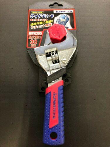 Super Tool Super Cliquet Type Monkey court MWR30S Clé du Japon