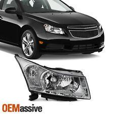 Fit 2011 2015 Chevy Cruze Lsltltz Passenger Right Side Headlight Replacement Fits 2012 Chevrolet Cruze Lt