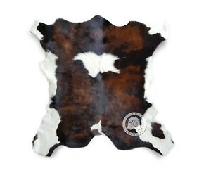Details About Calf Skin Hide Cowhide Rug Leather Tricolor 3 X3 Calfskin