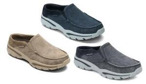 Memory Foam Open Back Slip On Shoes