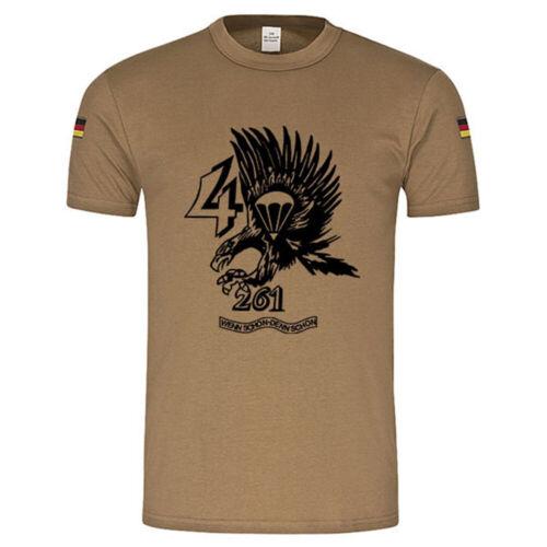 4 KGF FschJgBtl 261 parachutistes Adler /_ Original Tropiques shirt après TL #14849