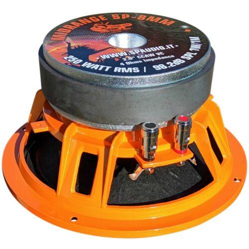 """SP AUDIO SP8MM altoparlante diffusore medio basso midrange 20,00 cm 200 mm 8/"""""""